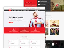 Bootstrap Website 05 Best Premium Html5 Bootstrap Website Templates Codeglim