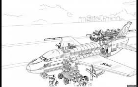 Small Picture Lego City Train Coloring Pages Coloring Pages