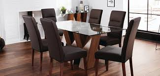wooden and glass table harveys furniture blog