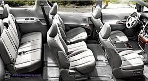 2018 toyota minivan. 2018 toyota sienna minivan review a