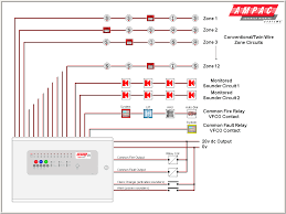 alarm system wiring diagram system of a fire alarm circuit diagram simplex 4100es pdf at Simplex Fire Alarm Wiring Diagrams