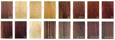 Bohyme Color Chart Bohyme Gold Remi Human Hand Tied Weft Weave French Refined 22