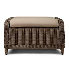 white wicker ottoman outdoor wicker patio furniture clearance outdoor chair with nesting ottoman outdoor chair with ottoman underneath