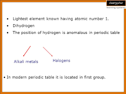 Hydrogen. - ppt video online download