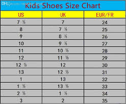 Dhgate Shoe Size Chart Air Huarache Ultra Running Shoes Big Kids Boys And Girls Black White Air Huaraches Huraches Sports Sneakers Athletic Trainers Shoes A035