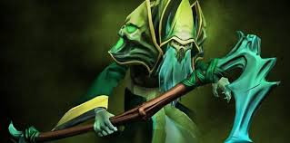 sitting in the rotting plague to get dota 2 items