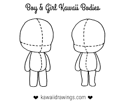 How To Draw Girl Shirts How To Draw Clothes For Kawaii Characters
