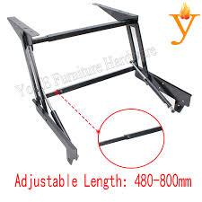 Metal Furniture Frames Adjustable Height Coffee Table Mechanism/Hardware B13