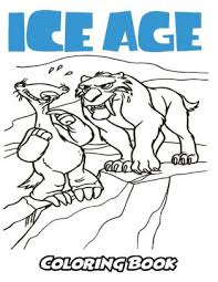 Free printable coloring pages for children that you can print out and color. Ice Age Coloring Book Coloring Book For Kids And Adults Activity Book With Fun Easy And Relaxing Coloring Pages By Alexa Ivazewa Paperback Barnes Noble