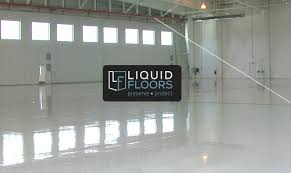 airplane hangar floor coating case study charlotte north ina