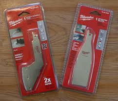 milwaukee multi tool blades. milwaukee scraper and grout removal blades review multi tool