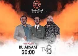 TV8 canlı izle! MasterChef Türkiye 60. yeni bölüm izle! 21 Eylül 2020 TV8  yayın akışı