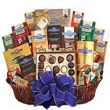 ghirardelli ultimate indulgence gift basket