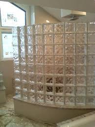 glass block showers shower kits regarding blocks design 1 ideas decoration designs wall baby in