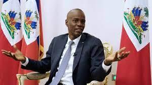 Haiti President Jovenel ...