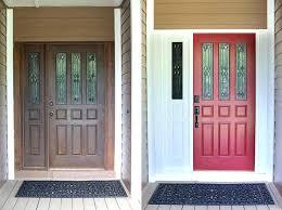 sightly painting metal doors how to paint a metal door to look like wood grain paint
