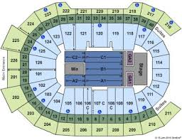 Giant Center Seating Chart Timeless Giant Center Seating Chart End Stage 2019
