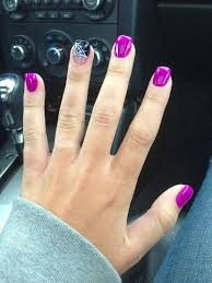 Pink Nail Art Design 100 Simple And Beautiful Nail Art Designs And Ideas To Get