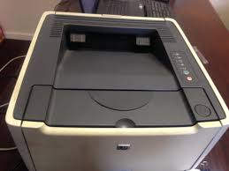 When the print cartridge is out of the printer, the toner light blinks. Laserjet P2015dn Driver For Mac