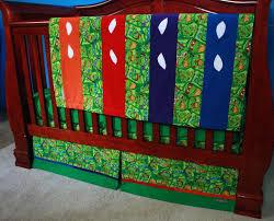Teenage Mutant Ninja Turtles Bedroom Set Turtle Baby Bedding Full ...