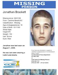 Missing Persons Posters How To Find Someone That Is Missing 242424 Carolina Beach Police 13