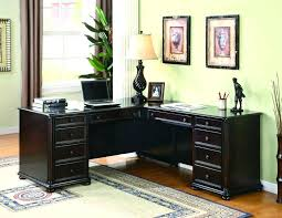 home office l desk. Coaster Home Office L Shaped Desk Two Tone Finish Pertaining To For Prepare 15 A