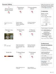Andre Milteer Visual Cv Resume Stunning Barack Obama Resume