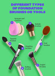 how to choose the best foundation brush