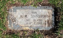 Margaret Marcella Griffith Standiford (1919-1997) - Find A Grave Memorial