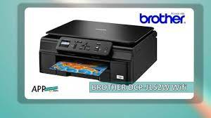 Please read the product safety guide first before you set up your machine. Brother Dcp J152w Wifi Youtube
