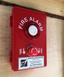 battery operated fire alarms are available