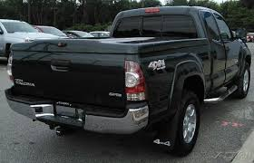 5TEUX4EN5AZ689060 - 2010 TOYOTA TACOMA * 5-SPEED MANUAL TRANSMISSION ...