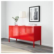 Sideboards, Red Credenza Cabinet Buffet Table Ikea IKEA PS Cabinet Red:  amazing red credenza