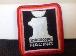 interscope racing patch Ted Fields Danny Ongais | #533413469