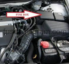 fuse box diagram honda accord 2003 2008 2005 honda accord interior fuse box diagram at 2005 Honda Accord Hood Fuse Box