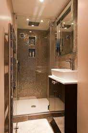 Small Narrow Bathrooms 17 Best Ideas About Small Shower Room On Pinterest Narrow