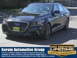 2018 genesis warranty. exellent warranty new 2018 genesis g80 33t sport sedan with genesis warranty s