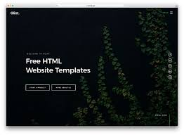 64 Free Html Website Templates 2019 Colorlib