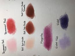 Panpastel Color Chart Reborn Tips And Questions
