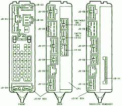 mazda b2500 wiring diagram mazda wiring diagrams 1999 mazda 626 joint fuse box diagram