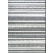gray indoor outdoor rug home stripe gray indoor outdoor area rug reviews light gray indoor outdoor