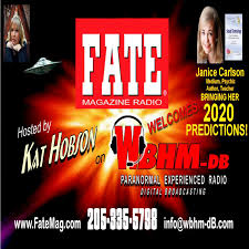 Janice Carlson 1.19.20 - Fate Mag Radio (podcast) | Listen Notes