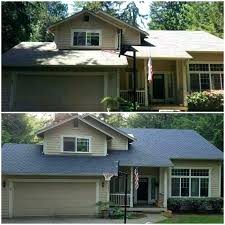 painted asphalt shingles shingle roof coating spray