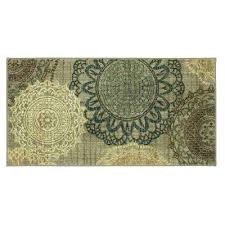 mohawk medallion rug indoor outdoor area rug mohawk home caravan medallion area rug