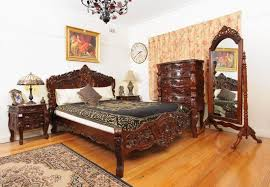 antique mahogany bedroom chairs. bed rococo queen size antique mahogany bedroom chairs