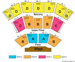 Cherokee Casino Concert Seating Chart Weezer Casino
