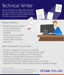 associate executive tech writer a job that matters job description