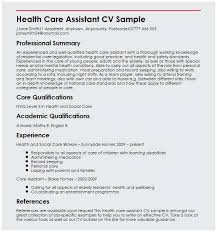 Cv For Care Assistant Sample Resume Patient Care Assistant Best Cv For Care Assistant Juve