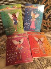 new set of 4 rainbow magic the day fairies chapter books
