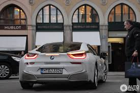 Bmw I8 Black Price 2016